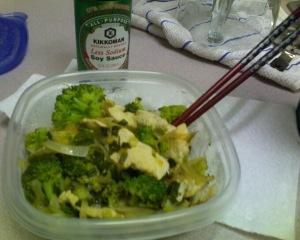 Dinner, Day 15