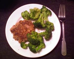 Dinner, Day 27